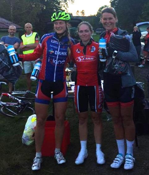 Fv. Merethe Gabrielsen, Stine Borgli og Heidi L Thomassen Foto: Morten Arentz-Grastveit